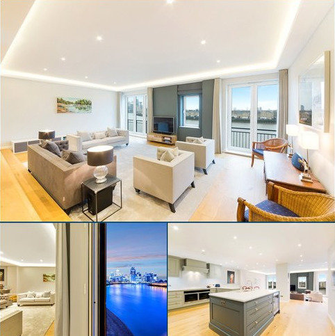 2 bedroom flat for sale - Keepier Wharf, 12 Narrow Street, Limehouse, London, E14