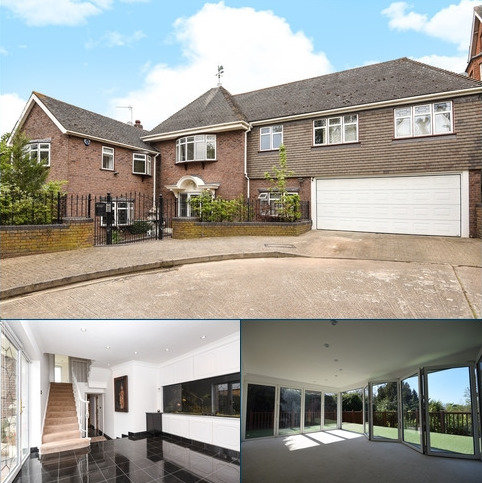 4 bedroom detached house to rent - Oakleigh Park Avenue Chislehurst BR7