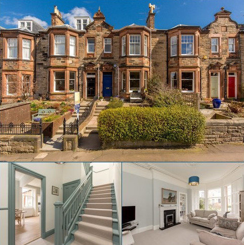 4 bedroom terraced house for sale - 7 St. Ninian's Terrace, Morningside, Edinburgh, EH10