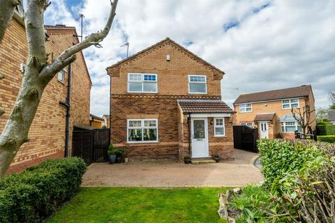 3 bedroom detached house for sale - St James Close, YORK