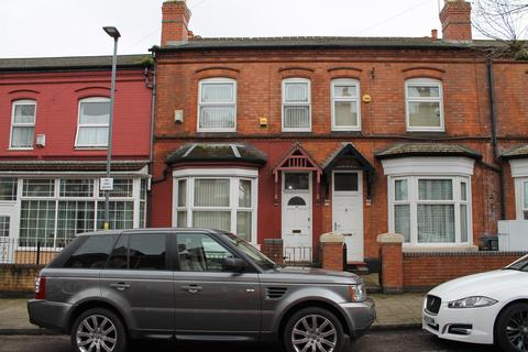 4 bedroom terraced house for sale - Salisbury Road, Birchfield, Birmingham, B19 1NB