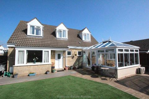 3 bedroom detached house for sale - Orchard Close, Kings Stanley