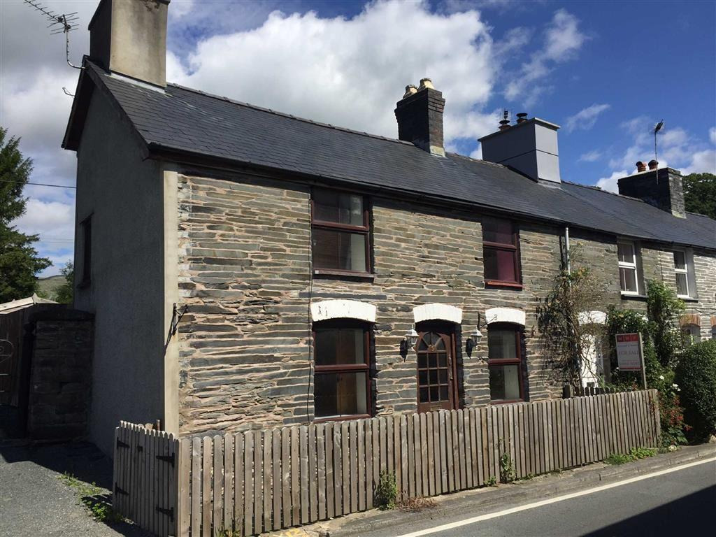 2 Bedrooms End Of Terrace House for sale in 5, Rhys Terrace, Pennal, Nr Machynlleth, Powys, SY20