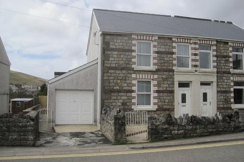 3 bedroom semi-detached house to rent - Gwilym Road, Cwmllynfell, Swansea.