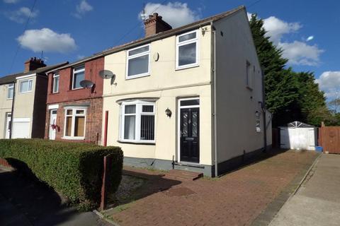 3 bedroom semi-detached house for sale - Southfield Crescent, Norton, TS20