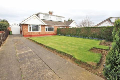 3 bedroom semi-detached bungalow for sale - WALESBY CLOSE, SCARTHO