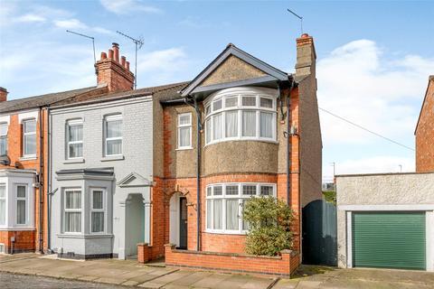 3 bedroom end of terrace house for sale - Sandringham Road, Northampton, Northamptonshire, NN1
