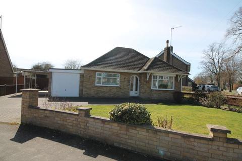 2 bedroom detached bungalow for sale - Meadow Close, Spalding