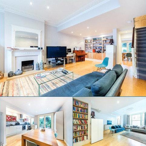 4 bedroom end of terrace house for sale - Cortayne Road, Parsons Green, Hurlingham, Fulham, SW6