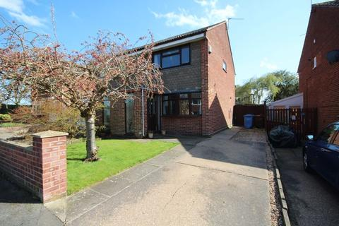 2 bedroom semi-detached house to rent - COOKHAM CLOSE, MICKLEOVER, DERBY