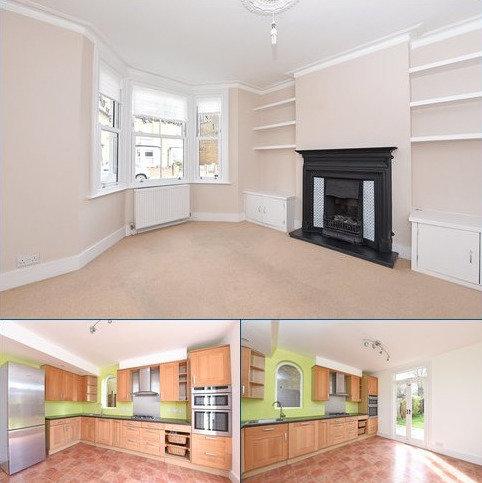 4 bedroom terraced house to rent - Hardman Road, Kingston upon Thames, Surrey, KT2