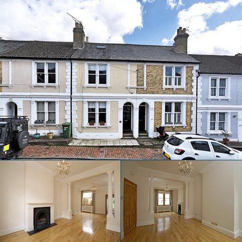 3 bedroom terraced house for sale - Norfolk Road, Tunbridge Wells, Kent, TN1