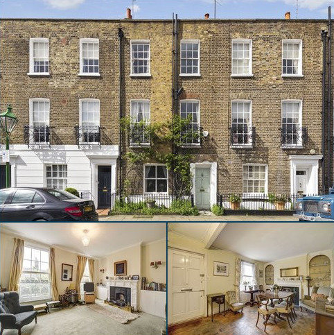 4 bedroom terraced house for sale - Selwood Place, London, SW7