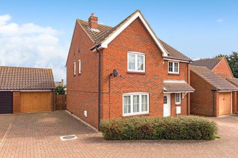 4 bedroom detached house for sale - The Rickyard, Lower Shelton, Bedfordshire, MK43 0NG