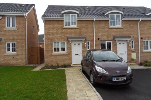 2 bedroom terraced house to rent - Starling Close, Corby