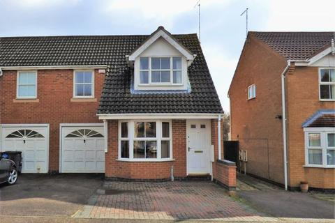 3 bedroom semi-detached house for sale - 3 Bedroom home in Wootton Fields