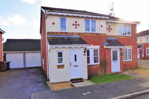 3 bedroom semi-detached house for sale - Curlbrook Close, Northampton