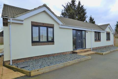 3 bedroom detached bungalow for sale - 75b, Water Lane, Wootton, Northampton NN4 6HH