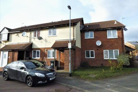 2 bedroom terraced house for sale - 15 Bradmoor Court, Blackthorn, Northampton, NN3 8TS