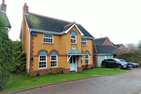 4 bedroom detached house for sale - Stourhead Drive, East Hunsbury, Northampton