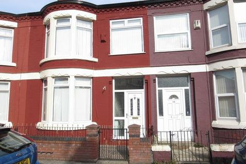 3 bedroom terraced house to rent - Glengariff Street, Liverpool, L13 8DN