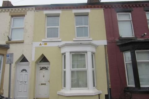 3 bedroom terraced house to rent - Rossett Street, Liverpool, L6 4AW