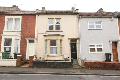 2 bedroom terraced house for sale - Co-Operation Road, Bristol, BS5 6EQ