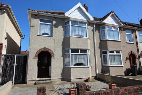 3 bedroom end of terrace house for sale - Lewington Road, Fishponds, Bristol, BS16 4AA