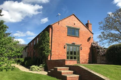 4 bedroom barn conversion to rent - Butlers Marston