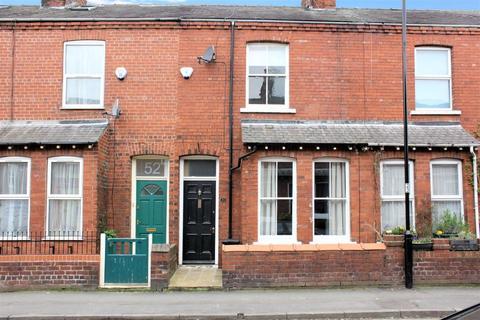 2 bedroom terraced house for sale - 50 Albemarle Road York YO23 1ER