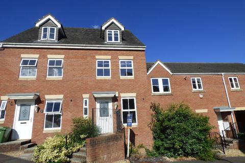 3 bedroom terraced house to rent - Lavender Road, Exwick