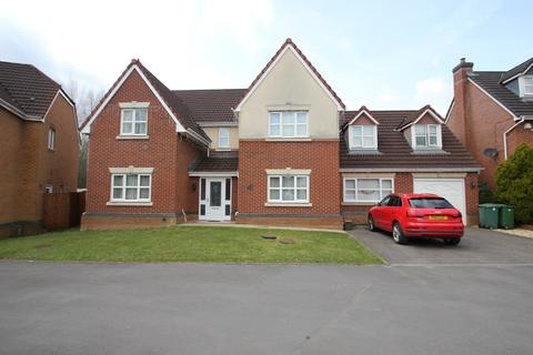 5 bedroom detached house for sale - Clos Padrig, St Mellons, Cardiff, CF3