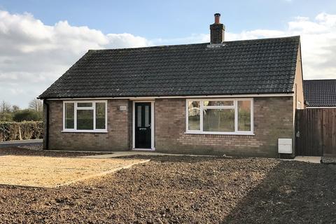 3 bedroom detached bungalow for sale - Lodge Road, Cranfield, Bedford, MK43