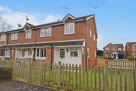 2 bedroom semi-detached house to rent - Bowens Field, Ashford