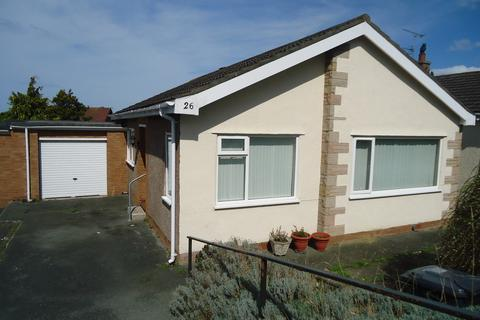 2 bedroom detached bungalow to rent - Bodnant Road, Llandudno