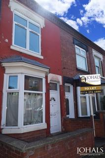 2 bedroom terraced house to rent - Cranmer Street,  Leicester, LE3
