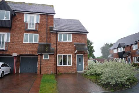 2 bedroom semi-detached house to rent - 4 Town Wells Mews , 4 Town Wells Mews