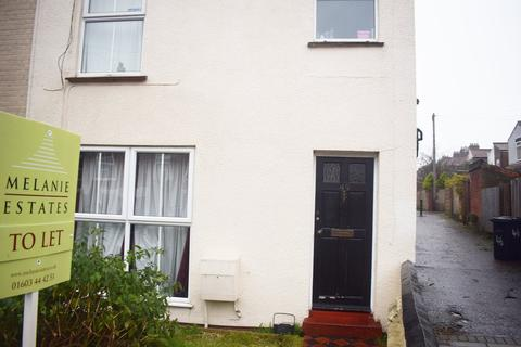 4 bedroom end of terrace house to rent - Marlborough Road, Norwich, NR3