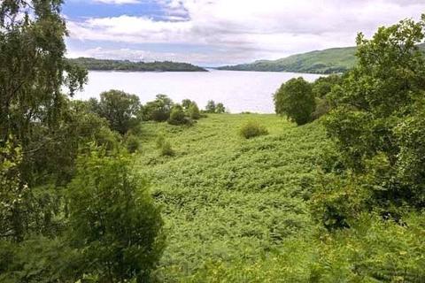 Land for sale - Waterfront Living Plot 4, Bonawe, Argyll, PA37