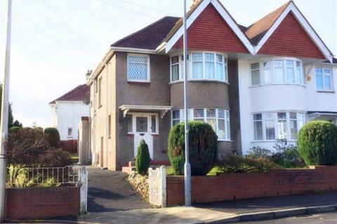 3 bedroom semi-detached house for sale - Harlech Crescent, Swansea, SA2