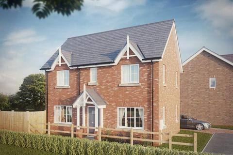 3 bedroom detached house for sale - Plot 31, Dendale, Bomere Green, Bomere Heath, Shrewsbury, SY4 3PG