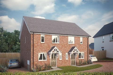3 bedroom semi-detached house for sale - Plot 33, Carrington  Bomere Green, Bomere Heath, Shrewsbury, SY4 3PG