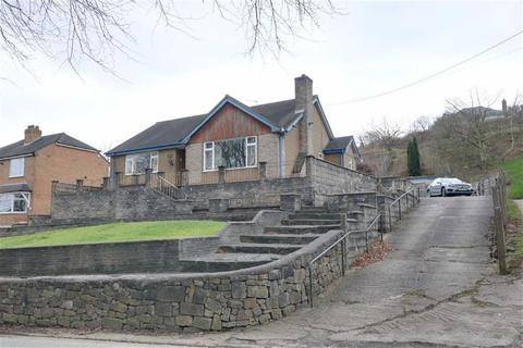 2 bedroom detached bungalow for sale - Congleton Road, Mow Cop, Stoke-on-Trent