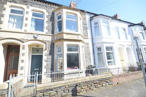 3 bedroom terraced house to rent - Denton Road, Canton, Cardiff, CF5