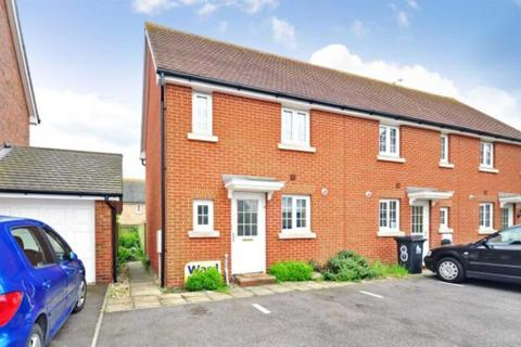 2 bedroom end of terrace house to rent - Larch Close, Hersden