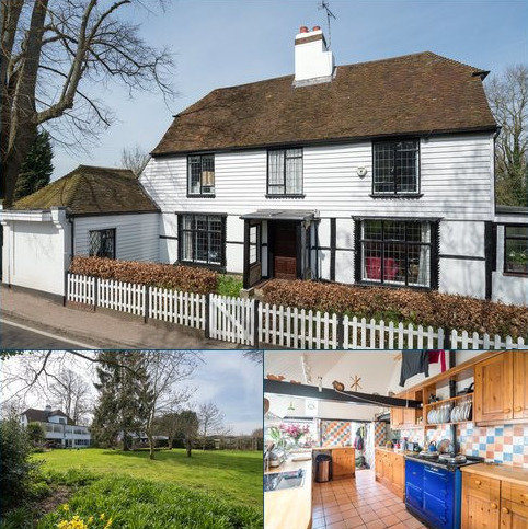6 bedroom detached house for sale - Lower Road, East Farleigh, Maidstone, Kent