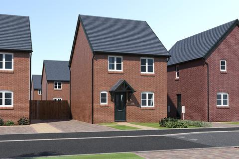 3 bedroom detached house for sale - Hopton Park, Nesscliffe, Shrewsbury