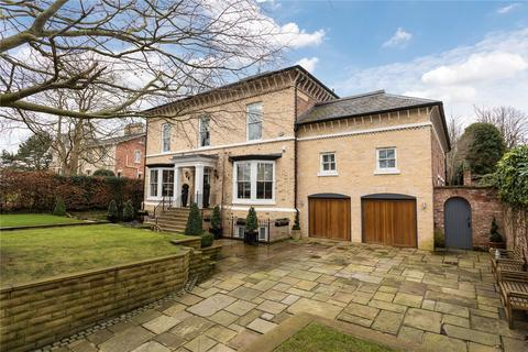 6 bedroom detached house for sale - Chesham Place, Bowdon, Cheshire, WA14