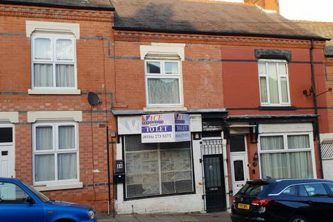 Shop to rent -  Dronfield Street,  Leicester, LE5