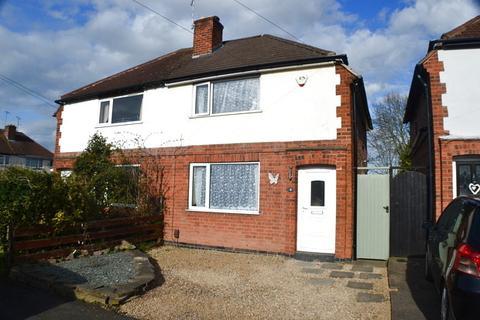 3 bedroom semi-detached house for sale - Westfield Avenue, Wigston Fields, LE18